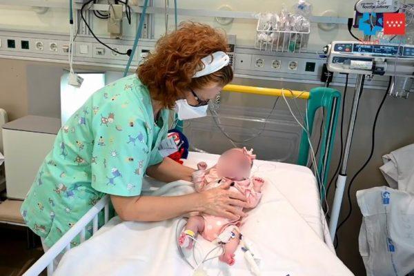gregorio marañon transplante infantil asistolia