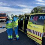 majadahonda accidente m50 dos muertos choque frontal 03