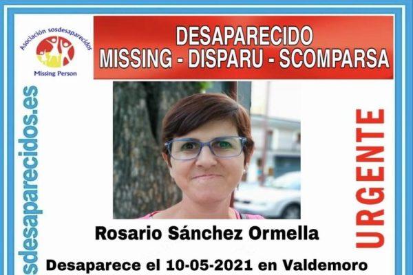 mujer desaparecida valdemoro 01