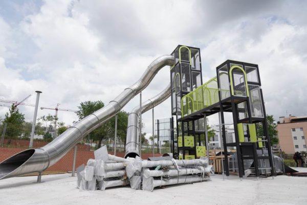 sanse parques inclusivos dehesa vieja tempranales