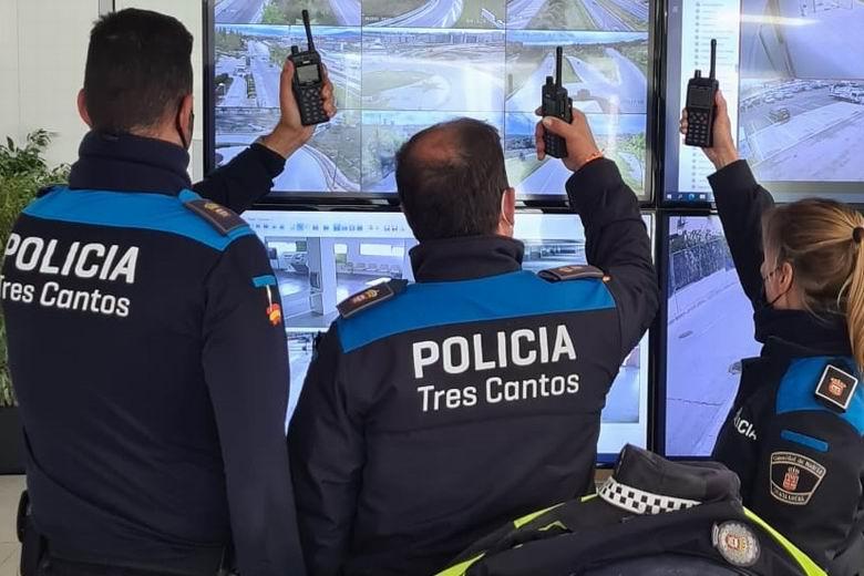 La Policía Local de Tres Cantos refuerza la vigilancia en parques y zonas  de ocio por el fin del Estado de Alarma - Actualidad21