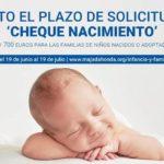 majadahonda cheque bebe