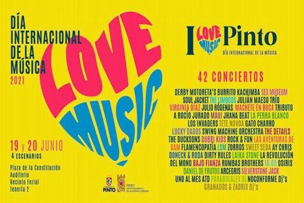 pinto i love music festival