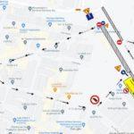 arganda obras metro cortes trafico avenida valdearganda 01