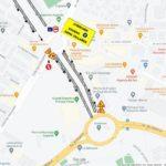 arganda obras metro cortes trafico avenida valdearganda 03