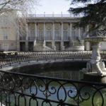 madrid palacio conde de osuna parque el capricho
