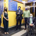 metro estacion principe de vergara obras accesibilidad