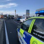 alcorcon accidente vuelco vehiculo 02