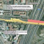 madrid obras puente avenida mediterraneo