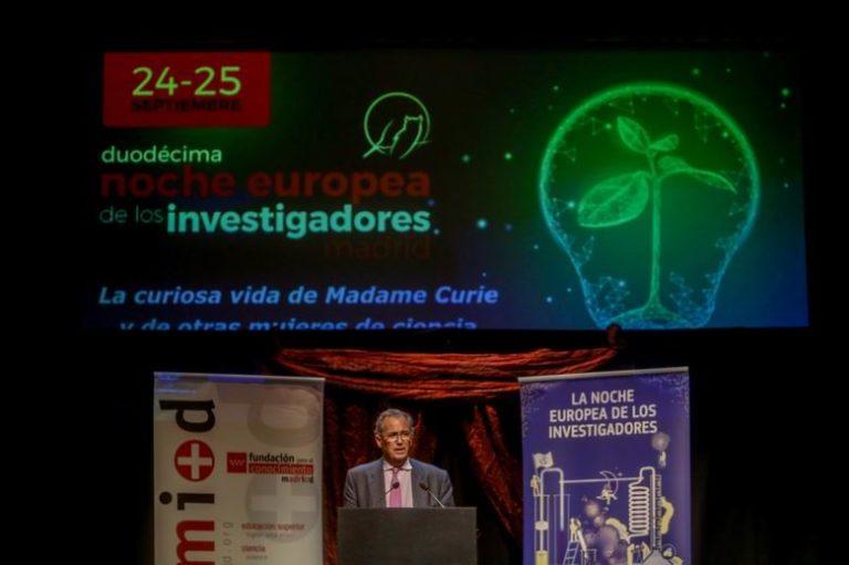 Más de 20.000 personas participarán en la 'Noche Europea de los Investigadores'