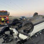 valdemoro accidente de tráfico r4 03