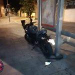 valdemoro policia detenido autor daños a vehiculos 03